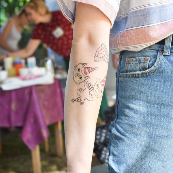 Esta es la razón por la cual les gustan tanto los tatuajes a los millenials